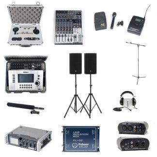 Äänitekniikka
